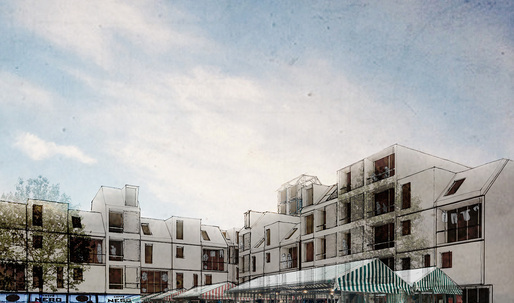 Finalists Announced for Breathe, The New Urban Village Project in New Zealand