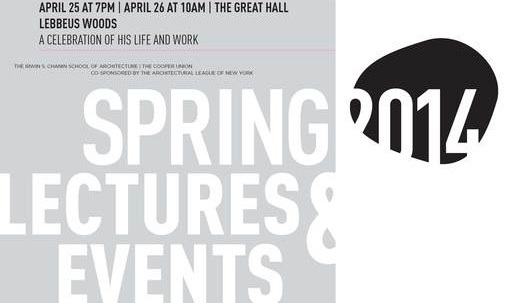 Get Lectured: Cooper Union, Spring '14