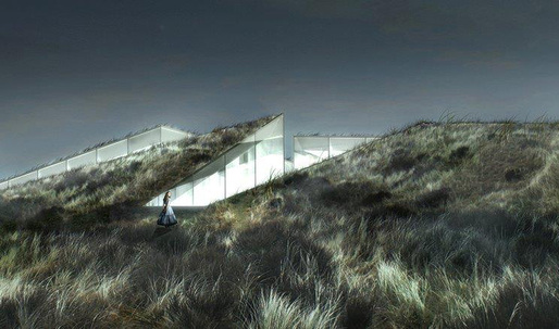 BIG's Blåvand Bunker Museum to be built in historic dune landscape in Varde, Denmark