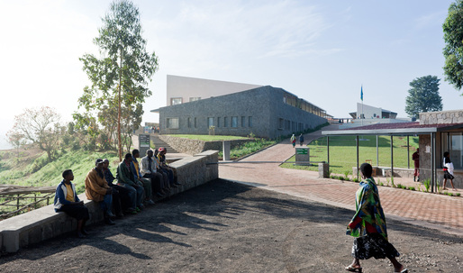 MASS Design Group wins Zumtobel Award for Butaro Hospital