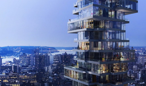 Work to Begin on Herzog & de Meuron's 56 Leonard St. Tower