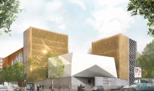 Plans revealed for the future European Center of Judaism in Paris