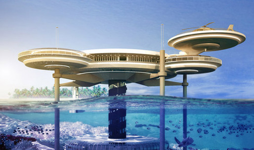 Polish Scientists and Engineers Put A New Spin On Underwater Living