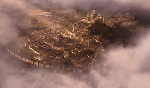 """When art architects life: city from Bollywood film """"Bahubali: The Beginning"""" may become actual location in India"""
