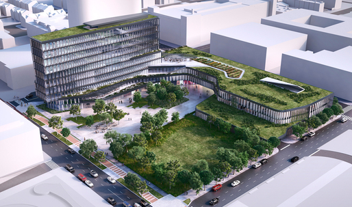 Deborah Berke's design for new Cummins distribution HQ is unveiled