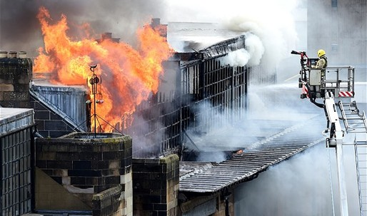 Glasgow School of Art to hold conference about restoration of Mackintosh library