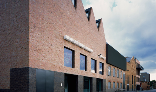 Breaking: the Newport Street Gallery by Caruso St. John Architects wins the 2016 Stirling Prize