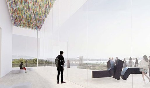 SANAA chosen to design NSW Art Gallery expansion