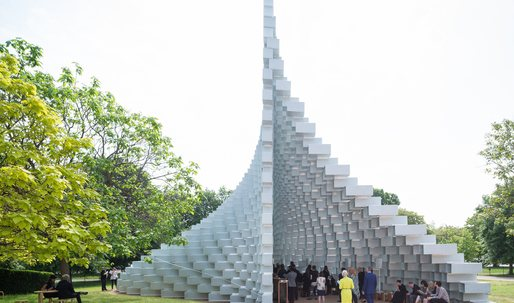 Touring BIGs 2016 Serpentine Pavilion and the new Summer Houses