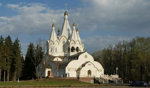 Competition launched to decorate Moscow churches
