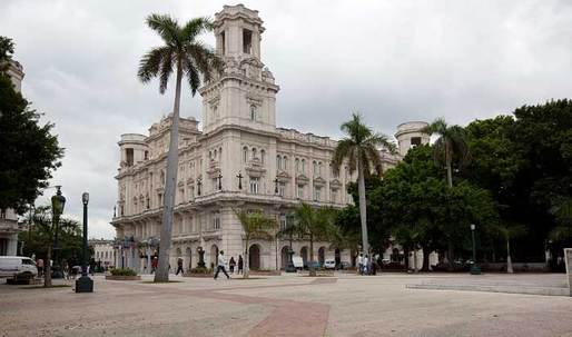 Cuba in talks for cultural exchange with US museum