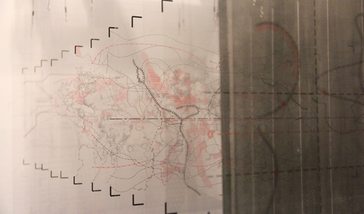 Analyzing the tensions of transnational negotiations through kinetic cartography