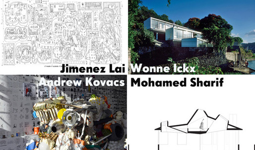 A.UD LECTURE: WONNE ICKX, ANDREW KOVACS, JIMENEZ LAI, MOHAMED SHARIF