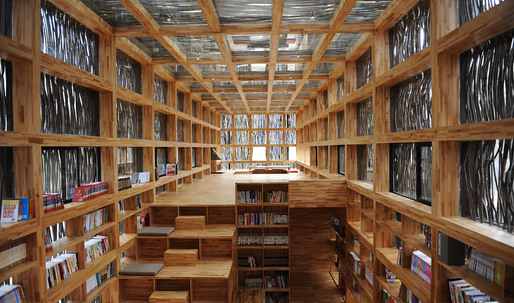 ShowCase: Liyuan Library by Li Xiaodong/Atelier