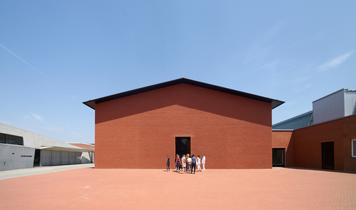 Herzog & De Meuron's Schaudepot opens at the Vitra Campus