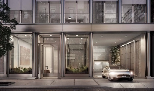 Buy Condo, Then Add Parking Spot for $1 Million