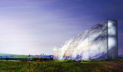 "Piezoelectric Energy-Generating ""Scene Sensor"" Wins the 2012 Land Art Generator Initiative Competition for Freshkills Park"