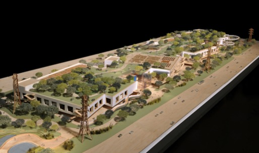 Gawker thinks Gehry's Facebook HQ design looks like the ground