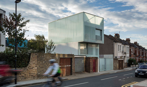 Shortlist for the 2013 RIBA Manser Medal highlights the UK's best new homes