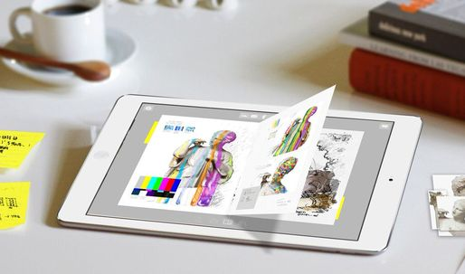 Generate your next creative idea with Morpholios Journal app, a digital super-tool sketchbook