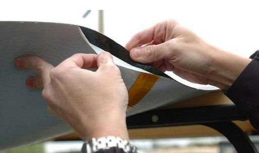 Peel-and-Stick Solar Panels: A World First