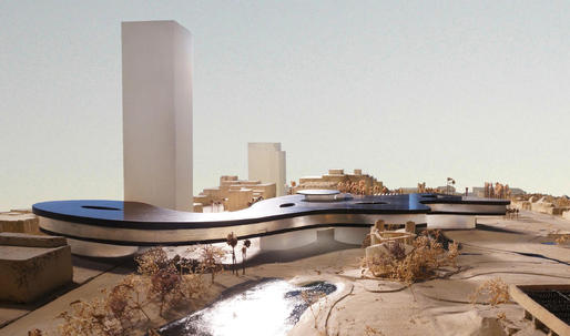 Following major donations, Peter Zumthor's LACMA redesign moves forward