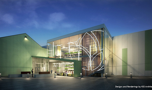 Newark's 69,000 sq ft indoor vertical farm to break ground today