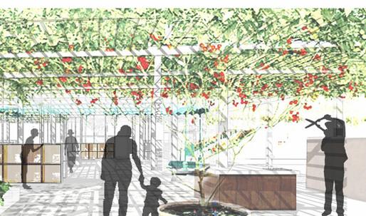 POST+CAPITALIST CITY 1#Shop - Winning Projects