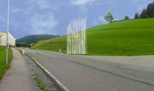 World Class Architects Design Bus Stops in Austria