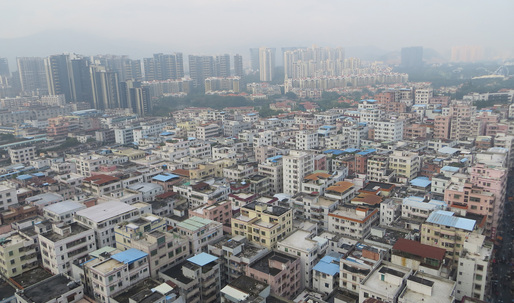 The end of Shenzhen's Baishizhou 'urban village'