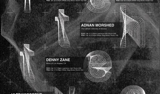 Get Lectured: University of Oregon, Winter '16