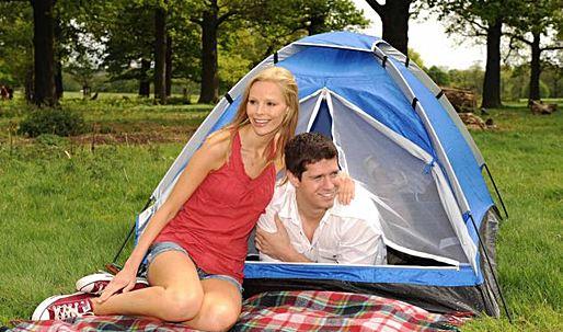 Urban Camping Anyone?
