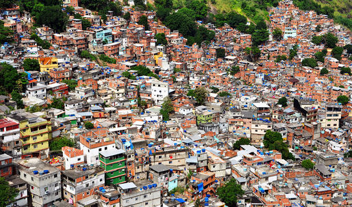 The rapid gentrification of Rios favelas in advance of the Olympics