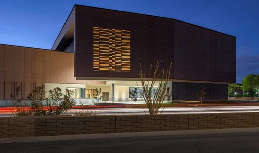 "Studio Ma's ""masterful texture"" wins AIA Arizona's ""Firm of the Year"" Award"