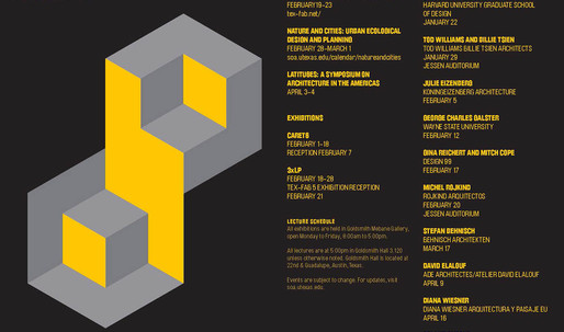 Get Lectured: University of Texas at Austin, Spring '14