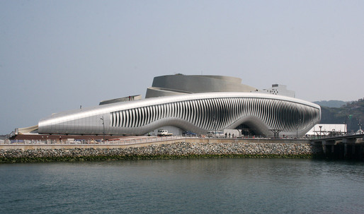 ONE OCEAN, soma's Thematic Pavilion for the 2012 EXPO Opens in Yeosu, Korea