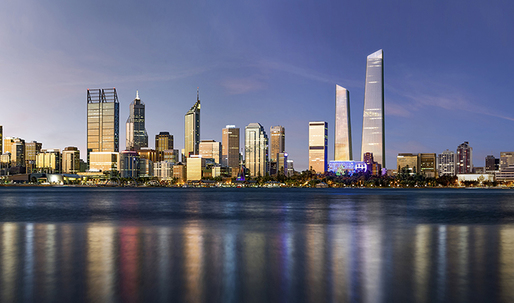 Woods Bagot to design Australias AUD $1.85 billion World Trade Center