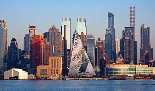 Michael Kimmelman presents his 2016 'Best Architecture in New York' list