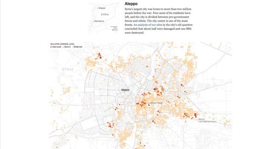 A Syrian Atlas, of Ruins