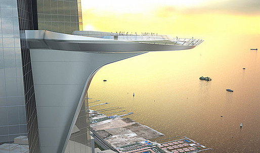 Shard builders Mace to project manage Saudi Arabia's Kingdom tower