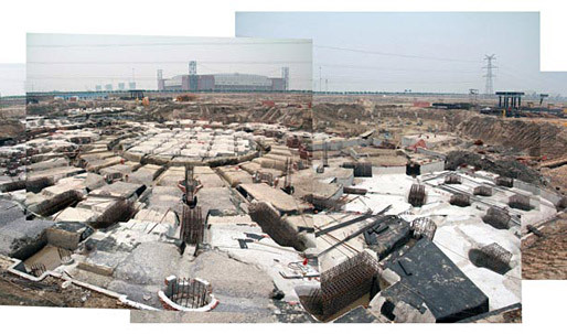 Tianjin Samaranch Memorial Museum - Construction Update