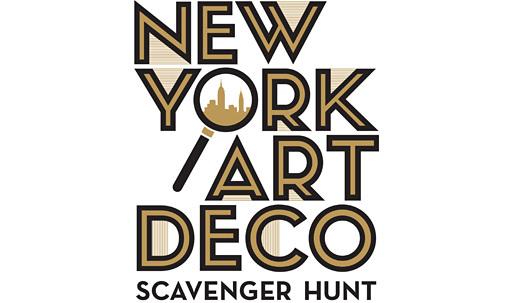 New York Art Deco Scavenger Hunt