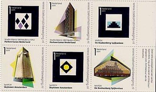 Postage Stamp Architecture