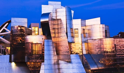 Frank Gehry opens up about the emotional side of his architecture