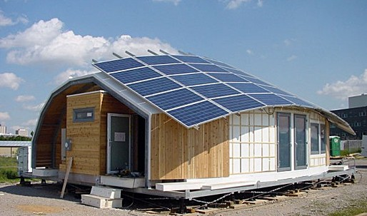 SNEAK PEEK: 20 Energy-Efficient Homes in the 2011 Solar Decathlon