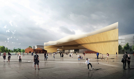 Helsinki Central Library Competition Announces Stage 2 Finalists