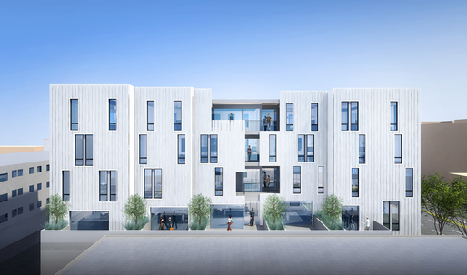 Brooks + Scarpa's mixed-use complex featuring low-income housing to break ground