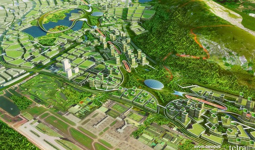 "Transforming the Bao'an G107 into a multi-modal ""organic highway"""
