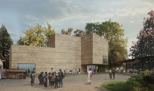 Peter Zumthor unveils scheme for Fondation Beyeler extension in Riehen