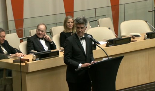 """It's going to be about gratitude and it's going to be about joy"": Watch Alejandro Aravena's Pritzker acceptance speech"
